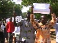 Protests in Chad (rte.ie)