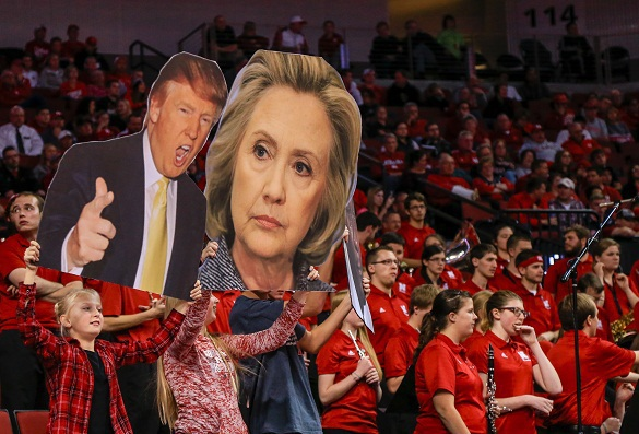 Donald Trump and Hillary Clinton: Who is the lesser between two evils?. 58804.jpeg