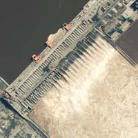 Water levels set to peak at China's Three Gorges Dam