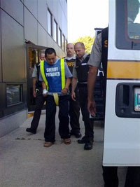 Man who decapitated and ate his fellow traveler in packed passenger bus due in court