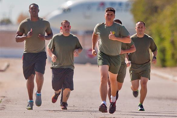30% of Americans ineligible for military service, as obese. US Army