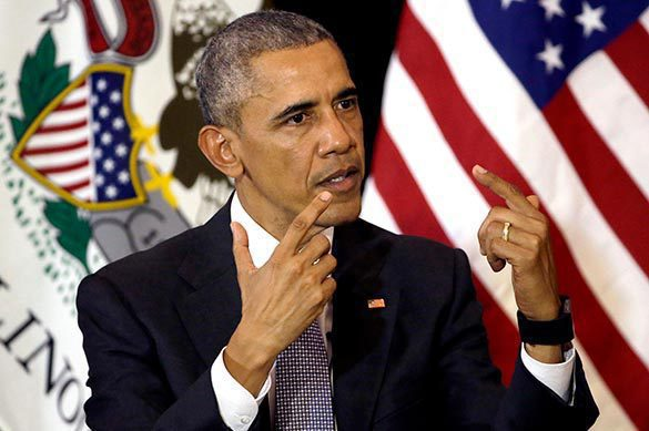 US but not Russia will make concessions on Syria. Barack Obama