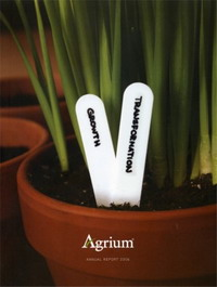 Agrium Inc reaches agreement over UAP Holding's purchase