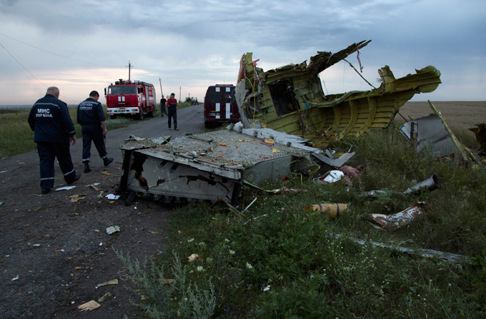 Flight MH17: A year of silence. Flight MH 17 disaster