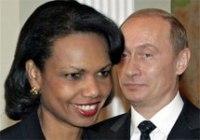 Condoleezza Rice visits Moscow