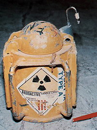 3 people detained while trying to sell unspecified radioactive material