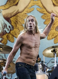 Iggy Pop's rental truck stolen after Montreal show