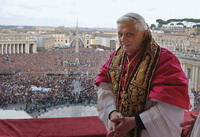 Pope Benedict XVI takes efforts to stop spread of HIV virus