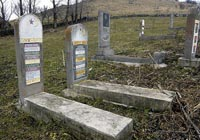Graves of Soviet soldiers neglected and desecrated in Europe