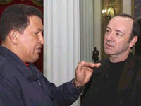 Chavez ready to involve Bush and Sarkozy in Colombia hostage crisis
