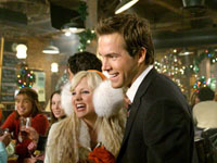 Ryan Reynolds and Anna Faris Make Quaint Film Couple