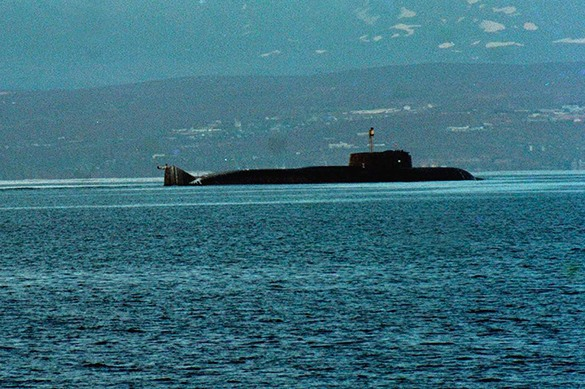 NATO allies looking for Russian submarine in deja vu operation. Russian submarine returns