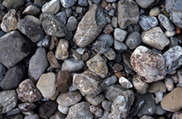 Stones are living creatures that breathe and move