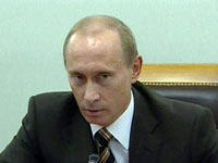 Putin: Four-year term not enough for Russia's president