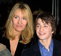 Rowling tells fans what happened to characters after final Harry Potter installment