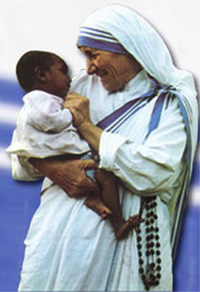 Nuns mark the 9th anniversary of Mother Teresa's death