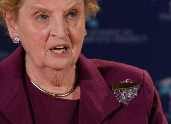 Madeleine Albright outraged about Putin's smart moves. 57819.jpeg