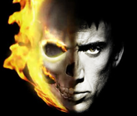 Ghost Rider tops US weekend box-office. What a shocker!