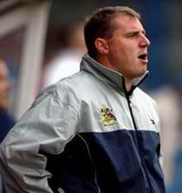 Paul Jewell leaves Wigan