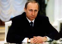 Putin says 4-year term too short for Russian president