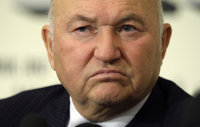 Yury Luzhkov returns to Moscow to become teacher. 45820.jpeg