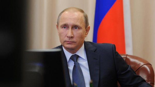 Putin: Turkey supports terrorism and stabs Russia in the back. Vladimir Putin