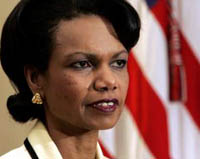 Condoleezza Rice to bring Israeli and Palestinian leaders together