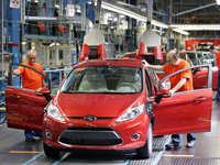 Ford Intends to Build New Plant in China