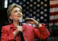 Hillary Clinton ready to eliminate Iran, if she takes office