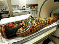 Egyptian Mummies Diagnosed With Heart Diseases
