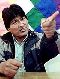 Bolivia pursues ambitious agrarian reform