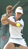Jankovic upsets Dementieva to make first major semifinals