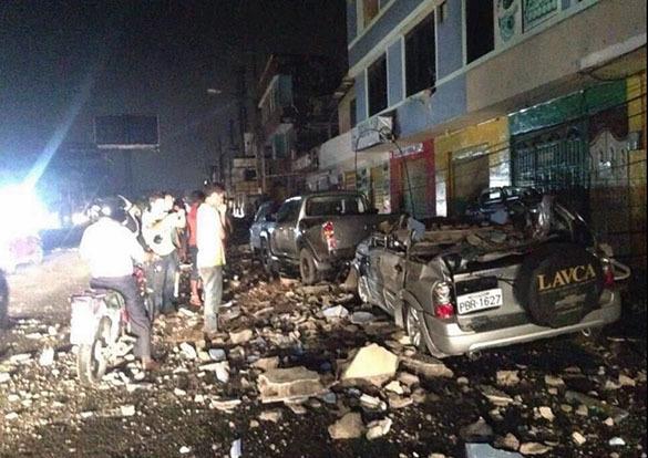 Russia sends 30 tons of humanitarian cargo to quake-stricken Ecuador. 57826.jpeg