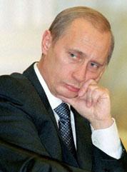 Vladimir Putin names new Russian envoy to UN