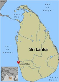 Norway envoys strive for Sri Lanka peace talks