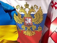 Ukraine and Georgia Want to Humiliate Russia As Much As Possible