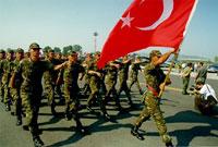 Turkish troops cross northern Iraqi border