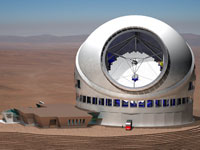 World's Largest Telescope be Built in Hawaii
