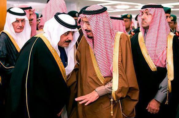 Saudi Arabia declares war against all. 57830.jpeg