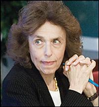 Haleh Esfandiari leaves Iran