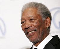 Morgan Freeman divorces his wife