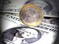 Dollar up slightly against euro