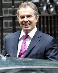 Tony Blair's farewell speech