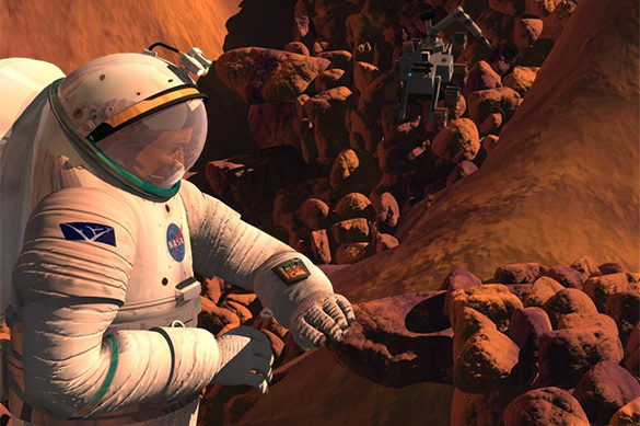 Manned mission to Mars may not materialize. 60837.jpeg