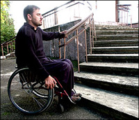 Disabled people are neither heroes nor victims