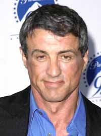 Stallone's plane searched by customs officers before being allowed to leave Australia