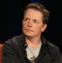 Michael J. Fox headlines campaign event for Democratic Senate candidate