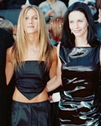 Jennifer Aniston rejoins Courteney Cox with guest appearance on