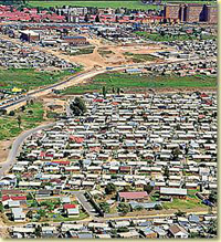 Business booms in Soweto