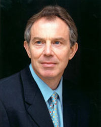 Tony Blair sets date for stepping down